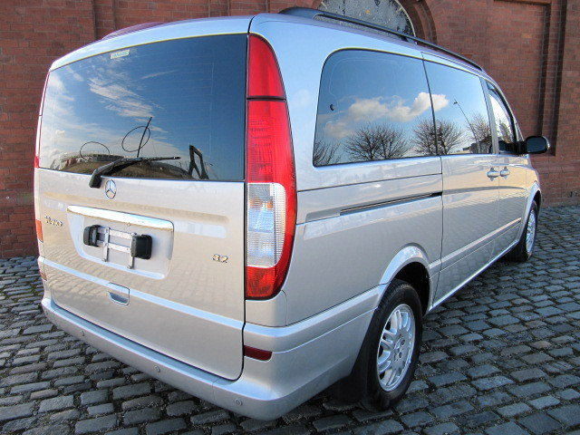 2004 MERCEDES-BENZ VIANO 3.2 LONG WHEEL BASE AMBIENTE * TOP GRADE For Sale (picture 2 of 6)