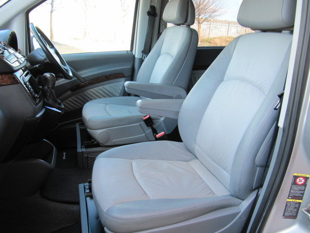 2004 MERCEDES-BENZ VIANO 3.2 LONG WHEEL BASE AMBIENTE * TOP GRADE For Sale (picture 3 of 6)