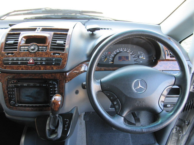 2004 MERCEDES-BENZ VIANO 3.2 LONG WHEEL BASE AMBIENTE * TOP GRADE For Sale (picture 6 of 6)