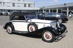 1935 Mercedes 500 k Cabriolet CvB