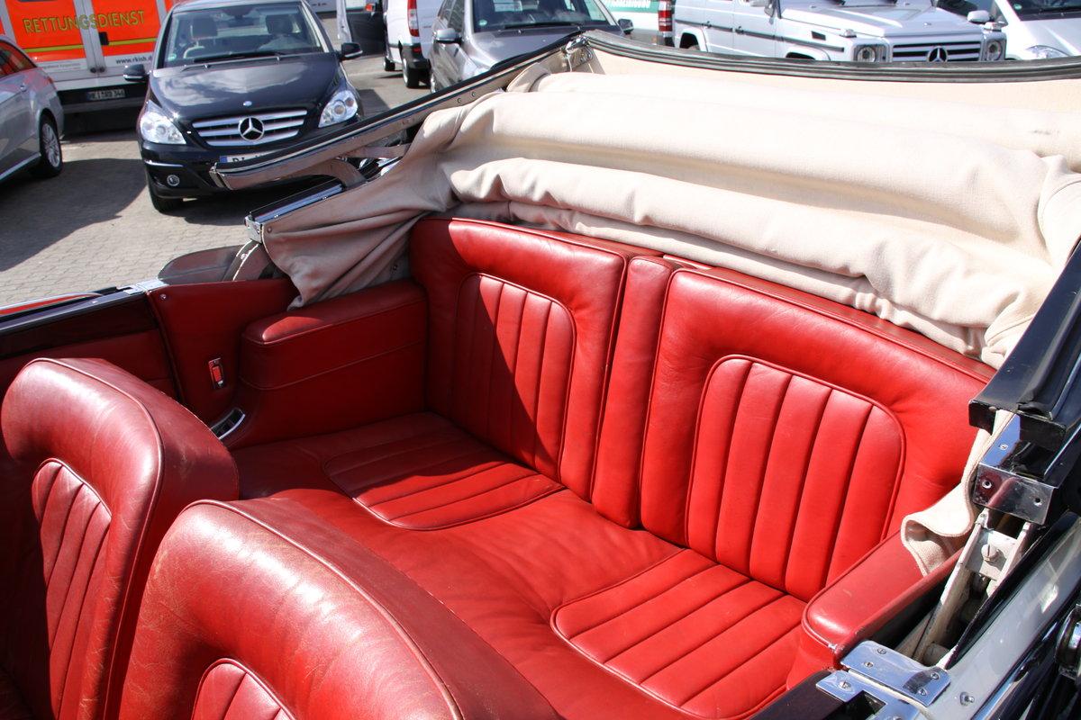 1935 Mercedes 500 k Cabriolet CvB For Sale (picture 4 of 6)