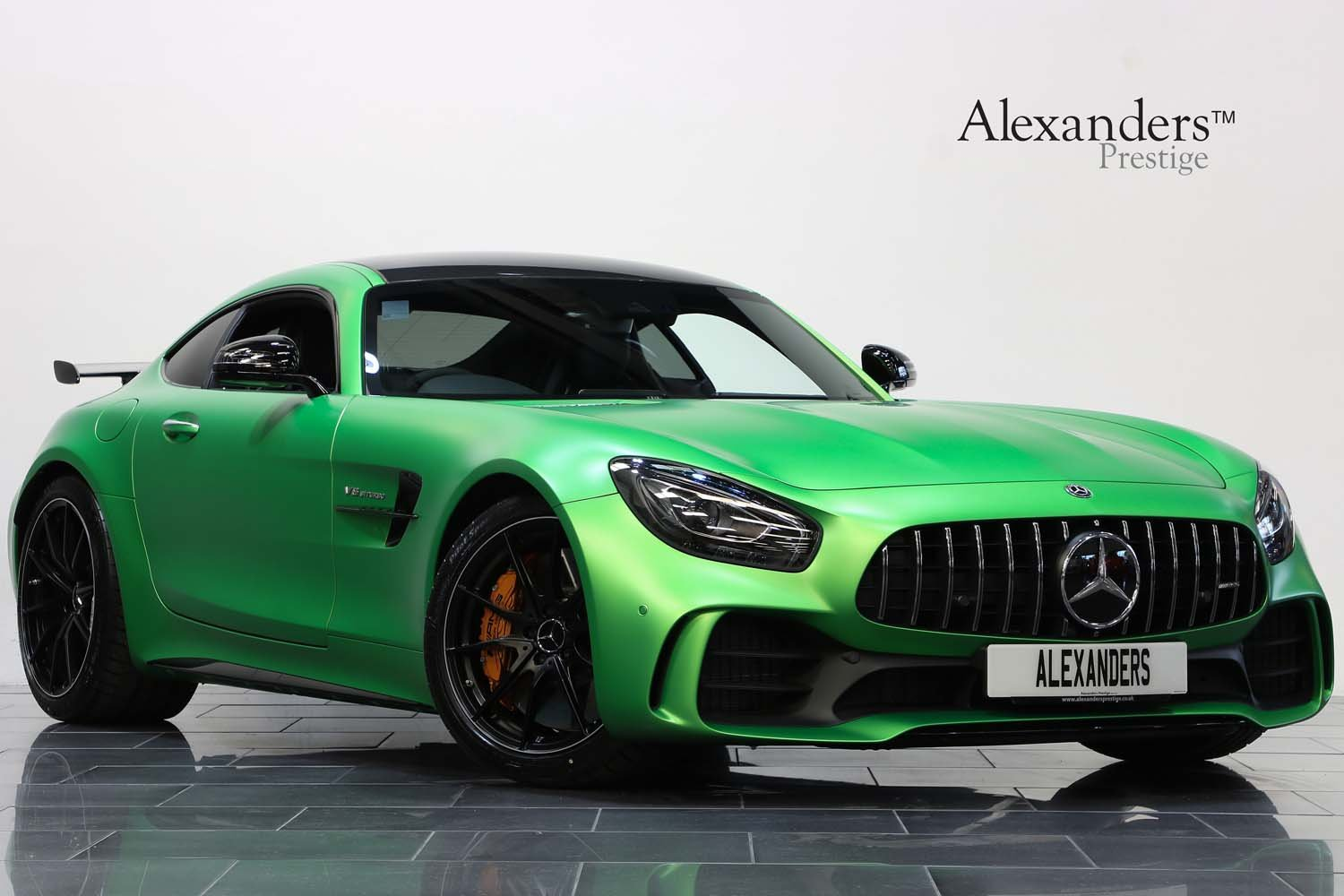2019 19 MERCEDES BENZ AMG GT-R AUTO  For Sale (picture 1 of 6)