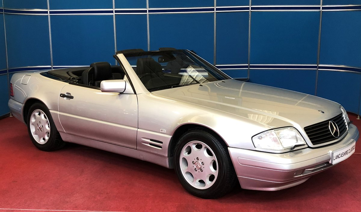 1998 Mercedes SL320 For Sale (picture 1 of 6)
