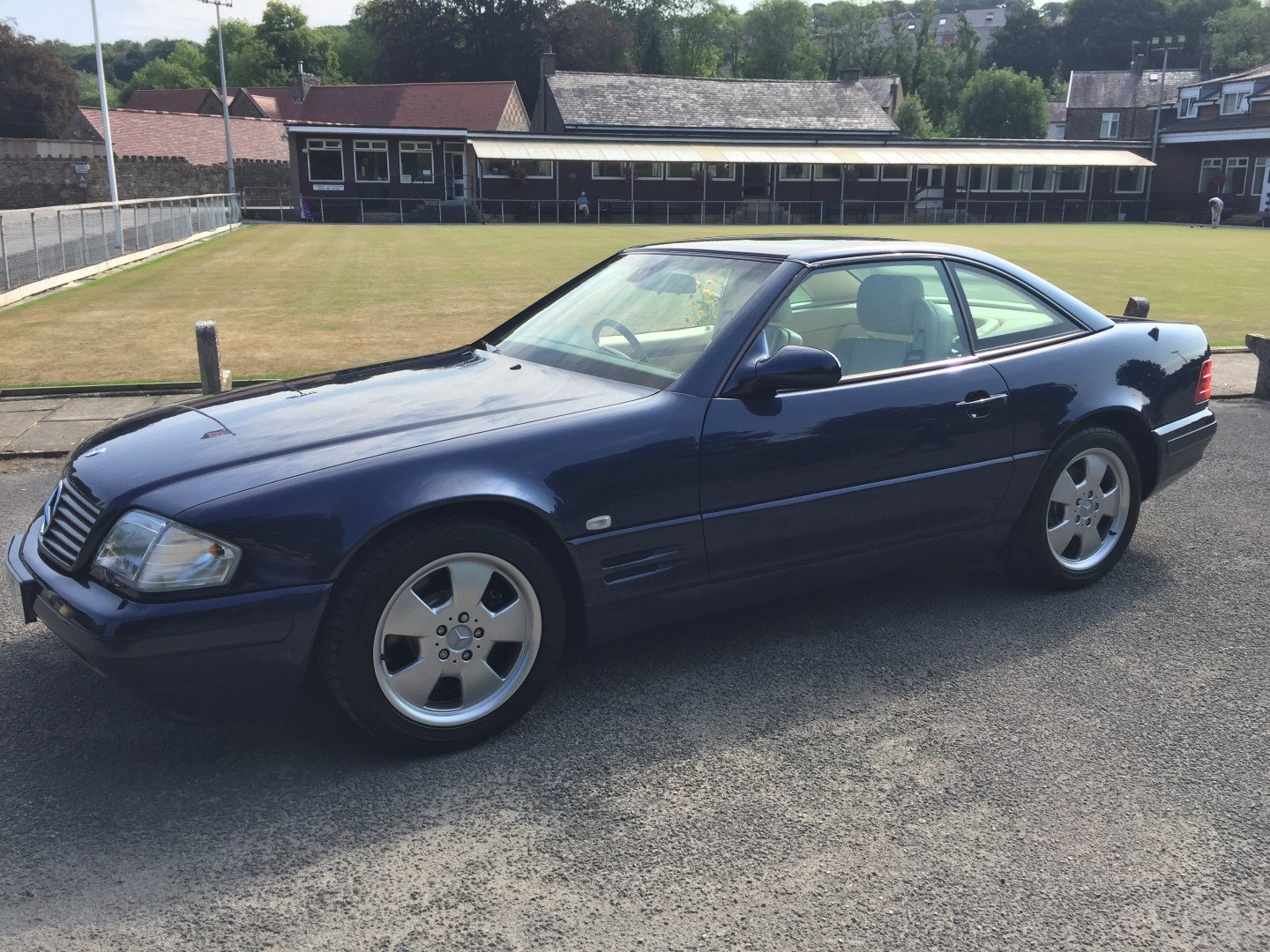 1999 MERCEDES SL320 SPORTS For Sale (picture 2 of 6)