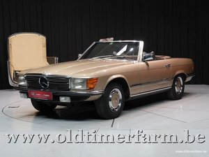 1972 Mercedes-Benz 350SL R107 '72 For Sale