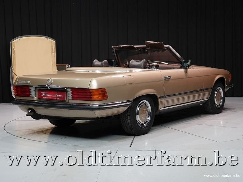 1972 Mercedes-Benz 350SL R107 '72 For Sale (picture 2 of 6)