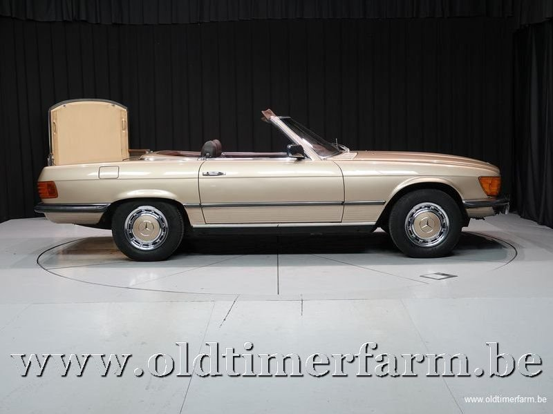 1972 Mercedes-Benz 350SL R107 '72 For Sale (picture 3 of 6)