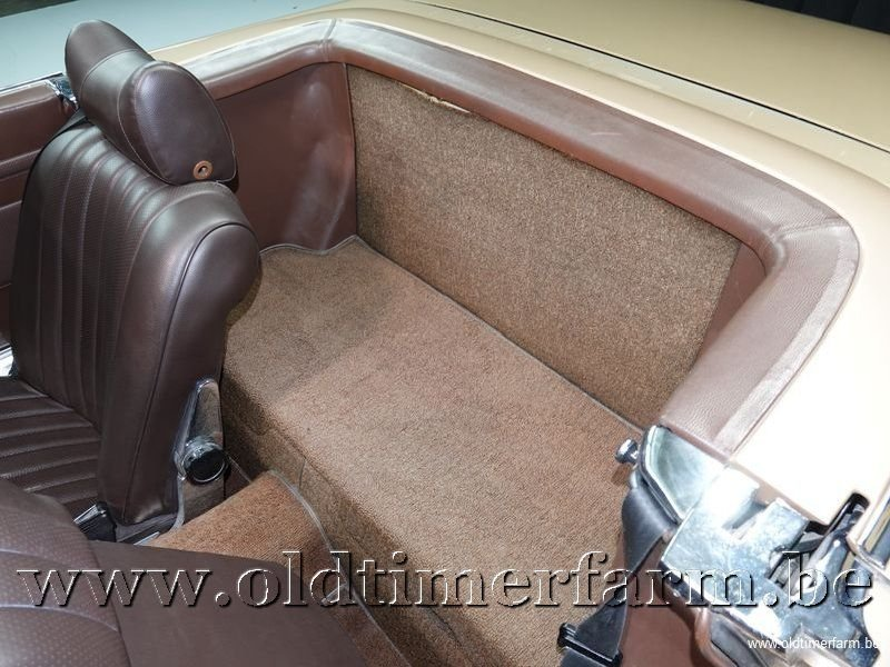 1972 Mercedes-Benz 350SL R107 '72 For Sale (picture 5 of 6)