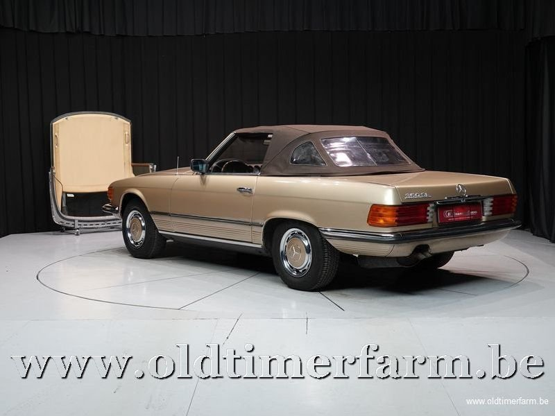 1972 Mercedes-Benz 350SL R107 '72 For Sale (picture 6 of 6)