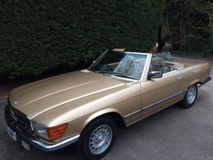 1983 Mercedes Benz 280 SL For Sale
