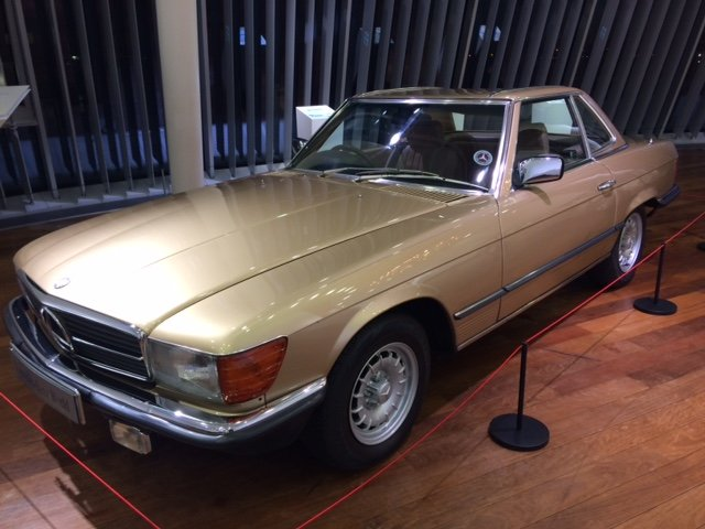 1983 Mercedes Benz 280 SL For Sale (picture 4 of 6)