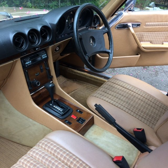 1983 Mercedes Benz 280 SL For Sale (picture 5 of 6)