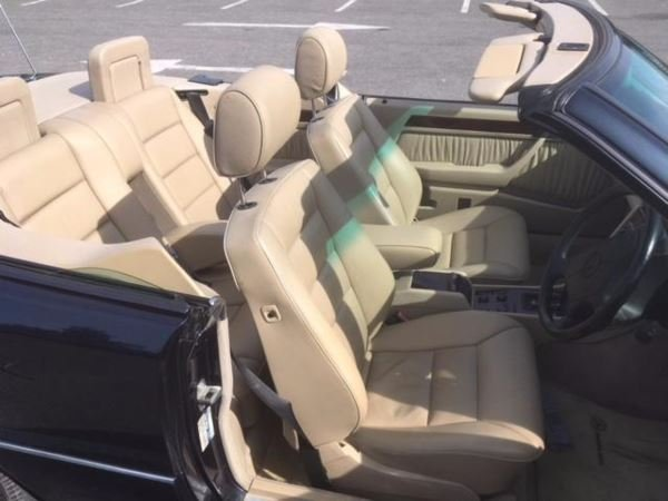 1996 Mercedes E 220 convertible SPORTLINE  For Sale (picture 2 of 6)
