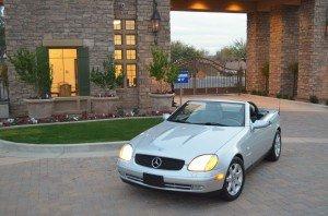 1999 Mercedes-Benz SLK230 Kompressor = Silver  $12.9k For Sale