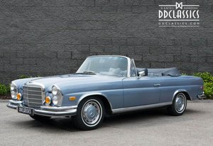 1971 MERCEDES 280SE 3.5 CABRIOLET (LHD) For Sale