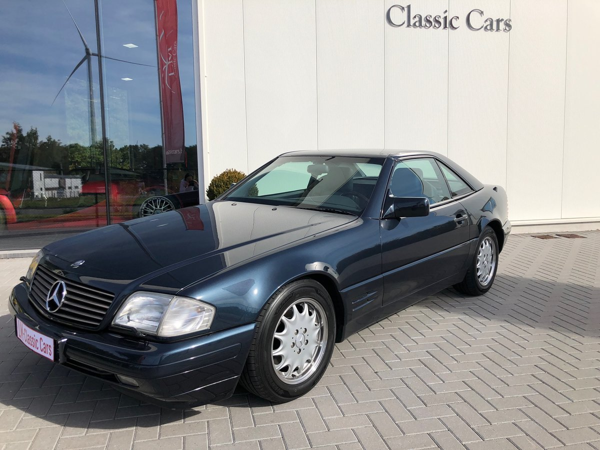 1996 Mercedes 500 SL For Sale (picture 1 of 6)