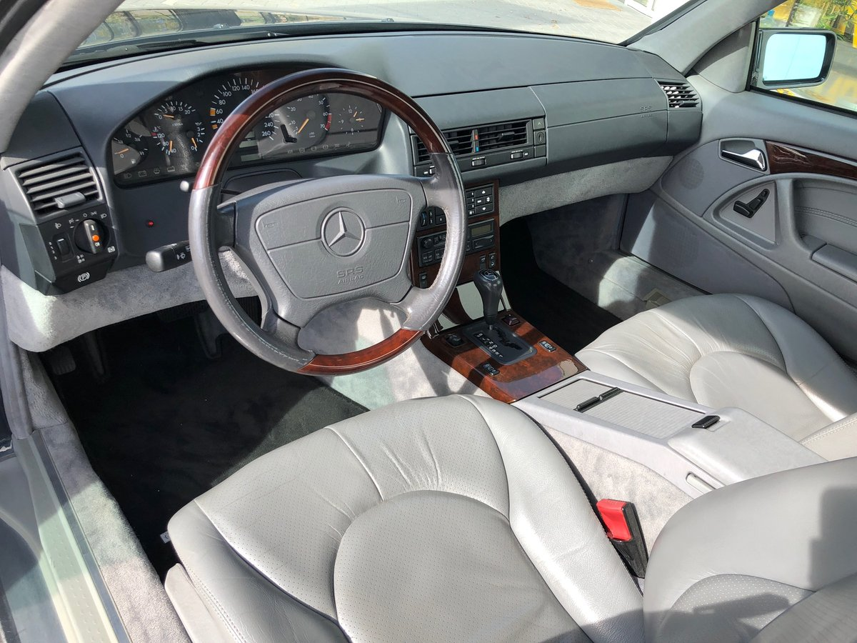 1996 Mercedes 500 SL For Sale (picture 4 of 6)