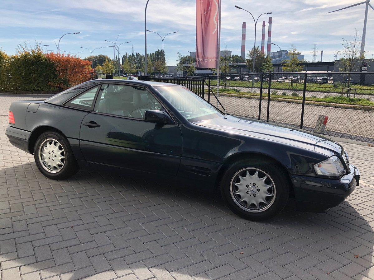 1996 Mercedes 500 SL For Sale (picture 6 of 6)