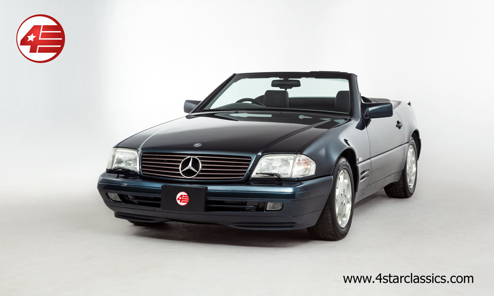 1995 Mercedes R129 SL500 /// Just 24k Miles For Sale (picture 1 of 6)