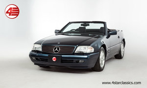 1995 Mercedes R129 SL500 /// Just 24k Miles For Sale