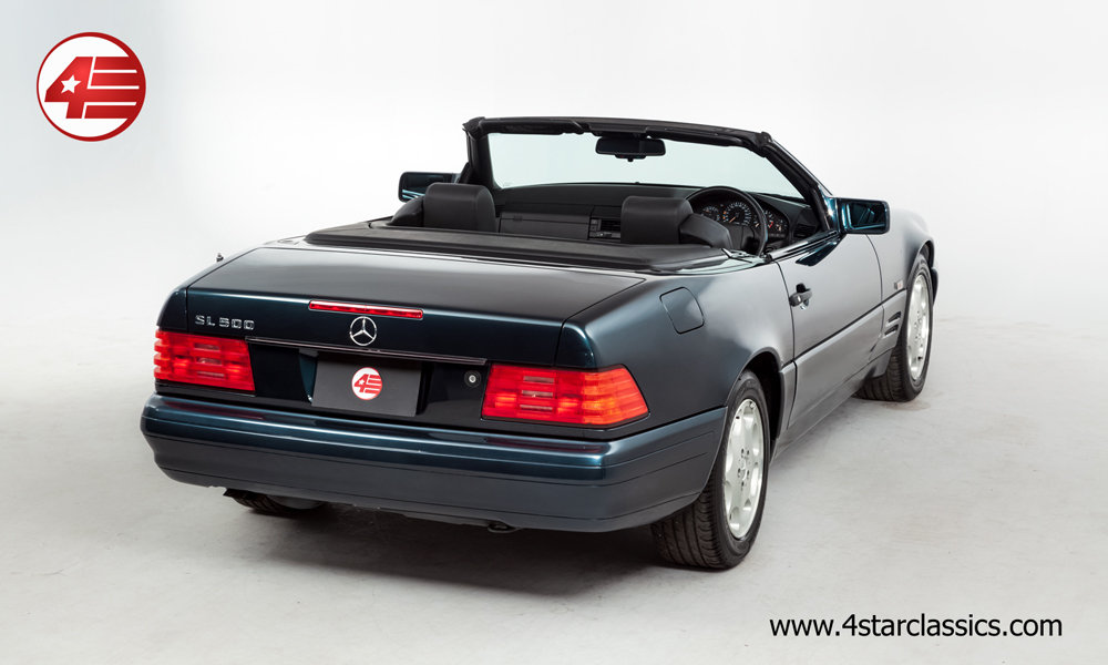 1995 Mercedes R129 SL500 /// Just 24k Miles For Sale (picture 3 of 6)