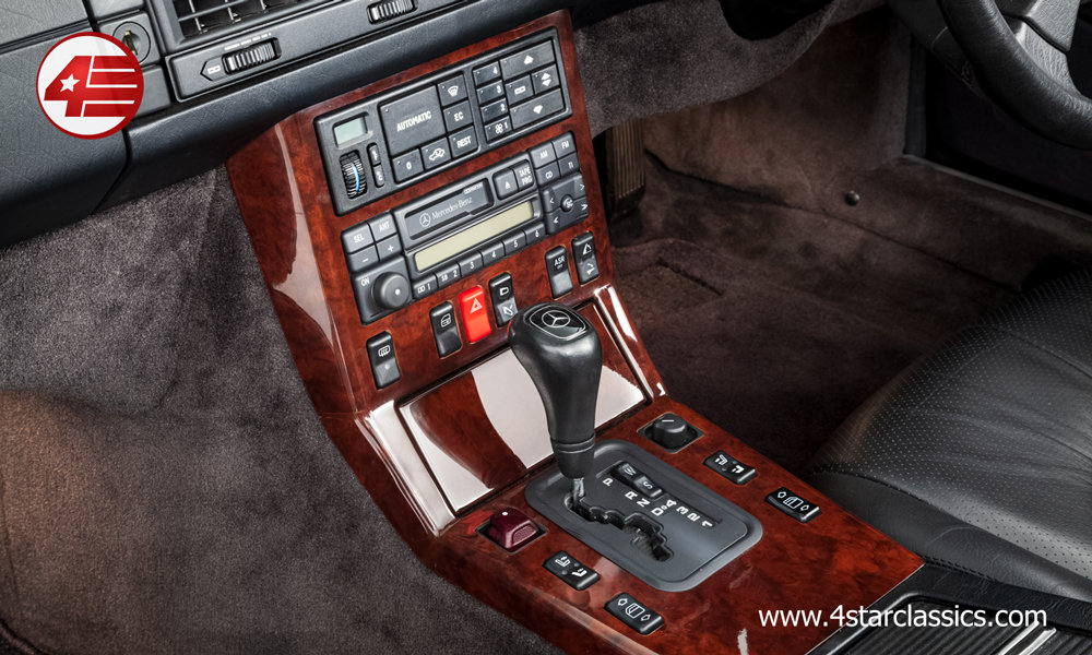1995 Mercedes R129 SL500 /// Just 24k Miles For Sale (picture 5 of 6)