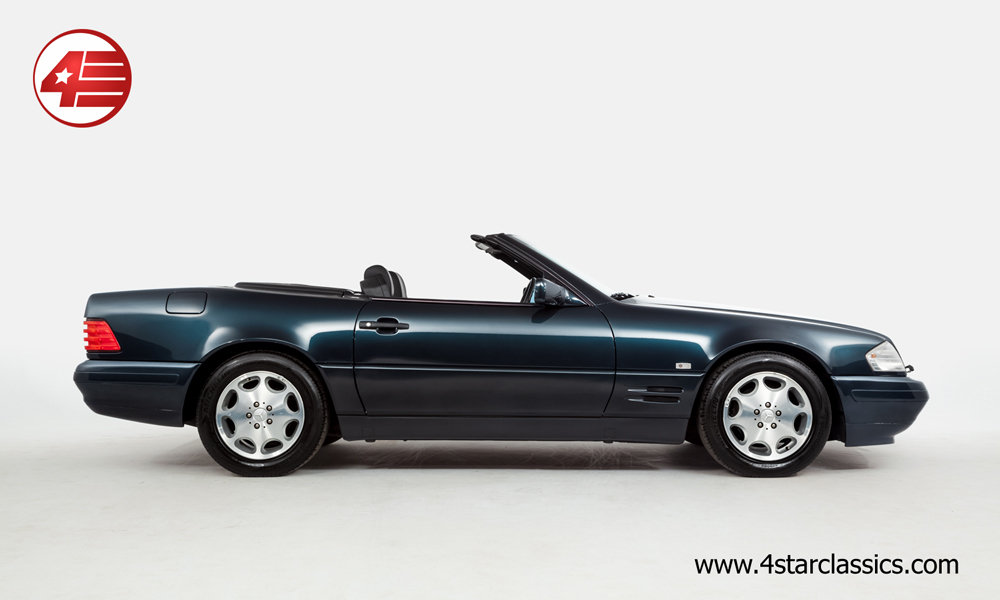 1995 Mercedes R129 SL500 /// Just 24k Miles For Sale (picture 2 of 6)