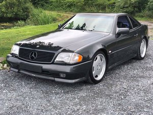 1990 Mercedes-Benz 500 SL AMG For Sale