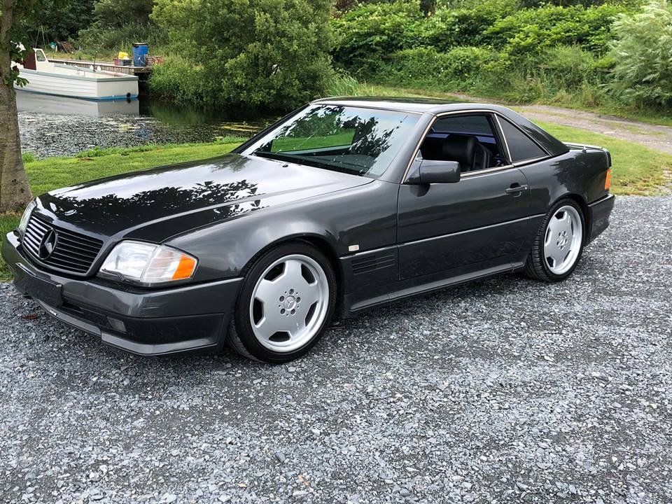 1990 Mercedes-Benz 500 SL AMG For Sale (picture 5 of 6)