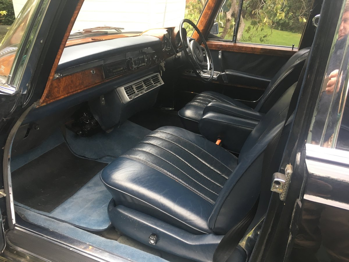 1965 Mercedes Benz 600 SWB RHD For Sale (picture 2 of 6)