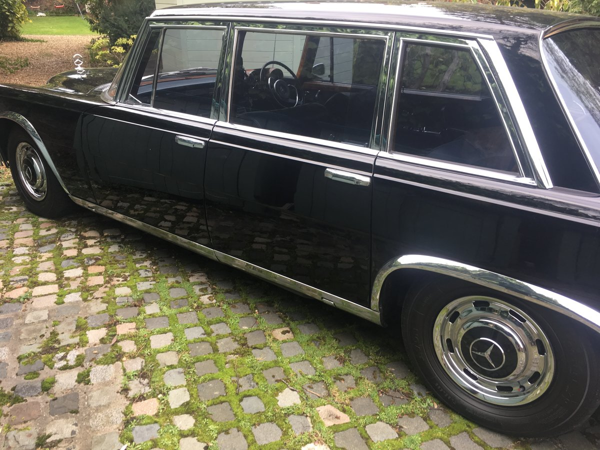 1965 Mercedes Benz 600 SWB RHD For Sale (picture 6 of 6)