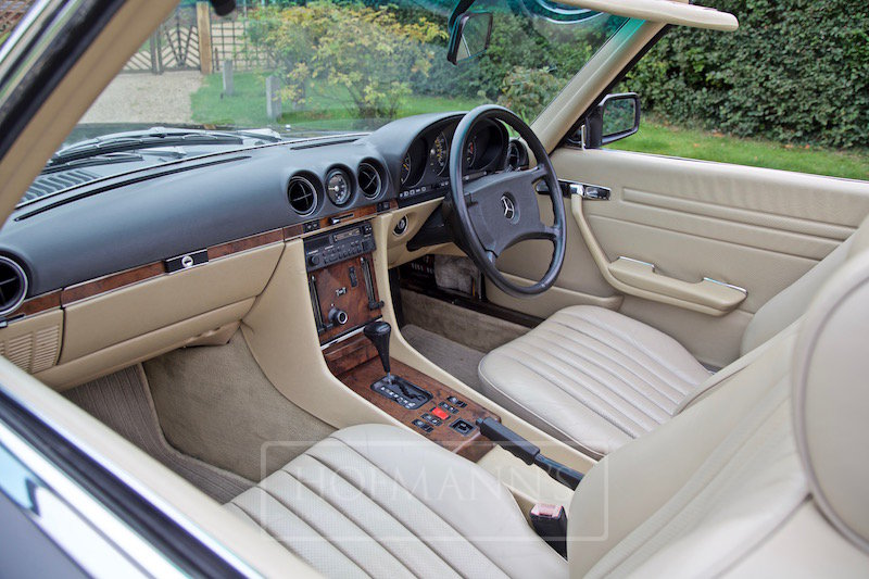 1987 MERCEDES-BENZ SL500 R107  For Sale (picture 4 of 6)