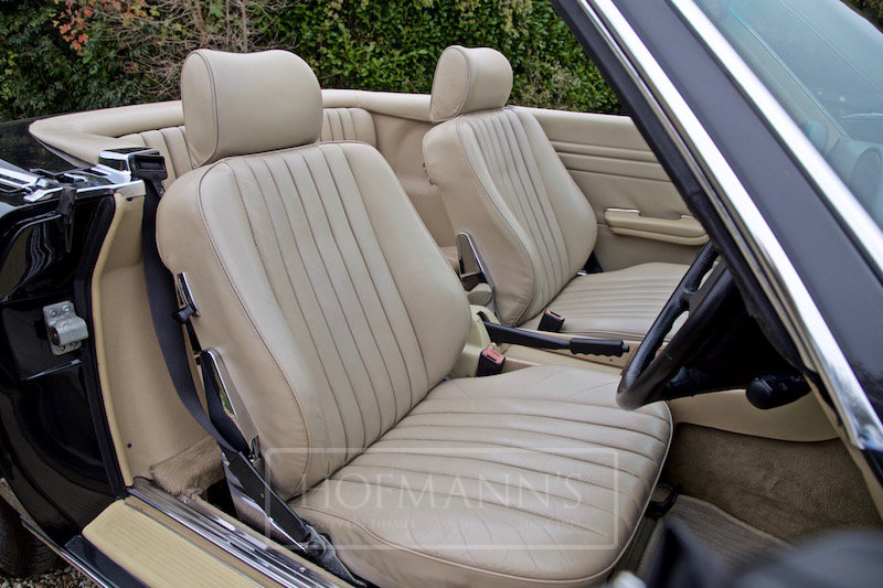 1987 MERCEDES-BENZ SL500 R107  For Sale (picture 6 of 6)