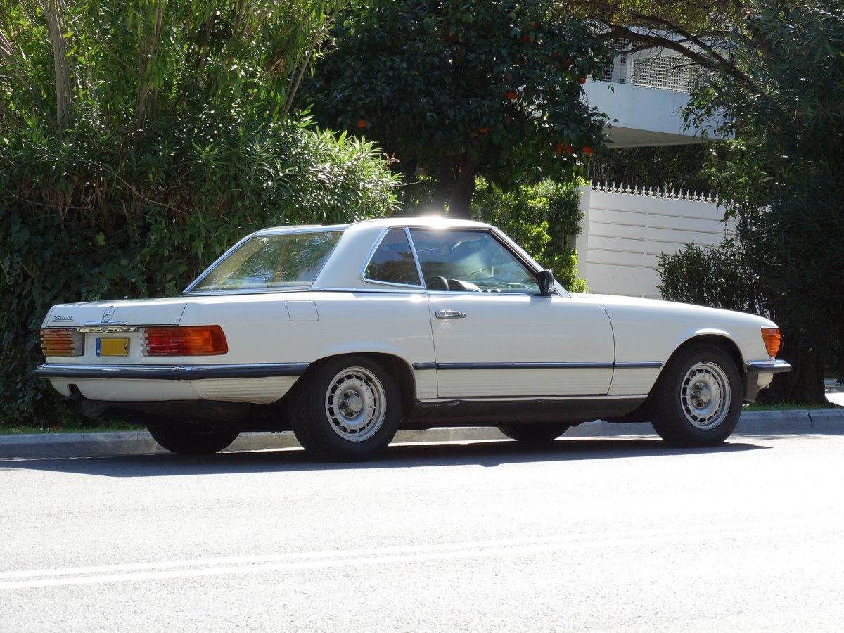 1983 Mercedes-Benz 380 SL, 46220km, exceptionally original For Sale (picture 2 of 6)