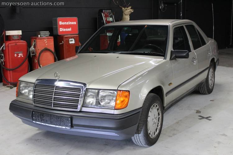 1988 MERCEDES-BENZ 250D For Sale by Auction (picture 1 of 3)
