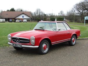 1964 Mercedes Benz 230 SL Pagoda LHD at ACA 13th April  For Sale