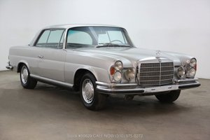 1970 Mercedes-Benz 280SE Low Grille Coupe For Sale