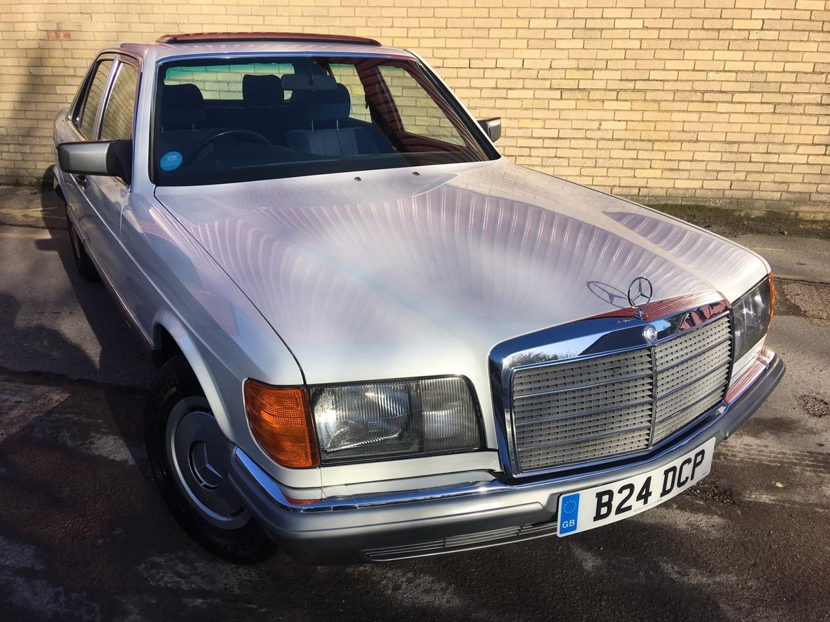 1985 MERCEDES 280 For Sale (picture 5 of 6)