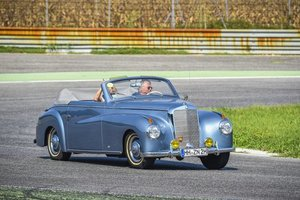 "1957 Mercedes 220 ""Wendler"" body For Sale"