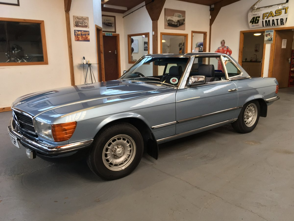 1985 Mercedes 280SL For Sale (picture 1 of 6)