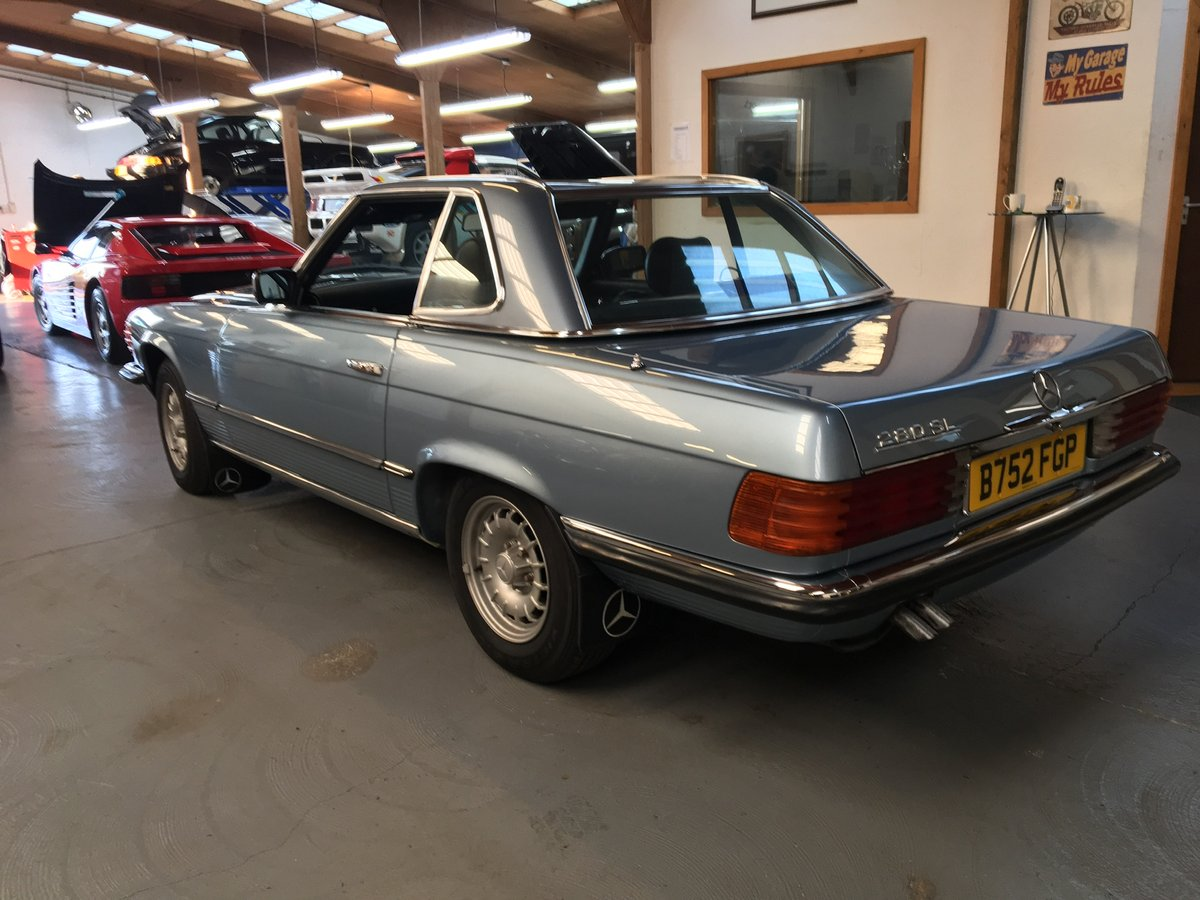 1985 Mercedes 280SL For Sale (picture 2 of 6)
