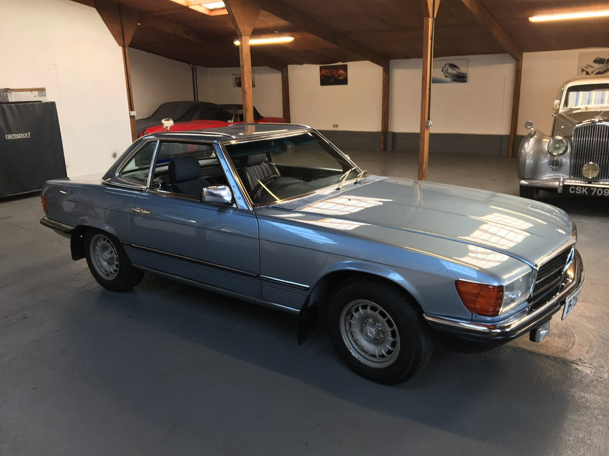 1985 Mercedes 280SL For Sale (picture 3 of 6)