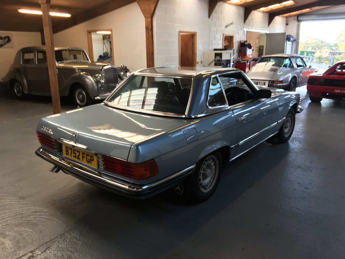 1985 Mercedes 280SL For Sale (picture 4 of 6)