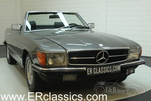 Mercedes Benz 280SL 1980 Cabriolet in beautiful condition For Sale