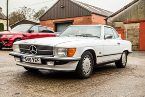 Mercedes Benz 1988 300SL For Sale