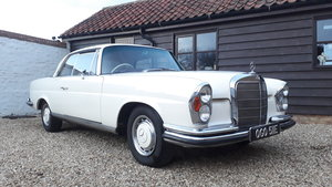 1967 SUPERB RESTORED RHD 250SE COUPE..ONLY THREE OWNERS For Sale
