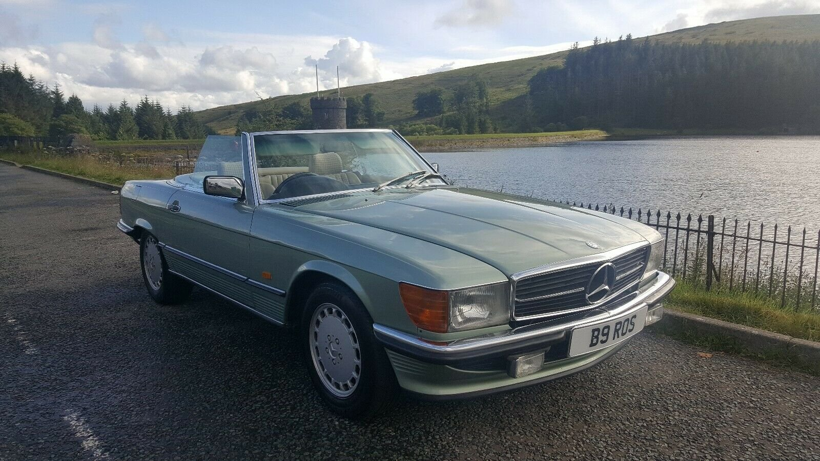 1987 sl 300 For Sale (picture 1 of 1)
