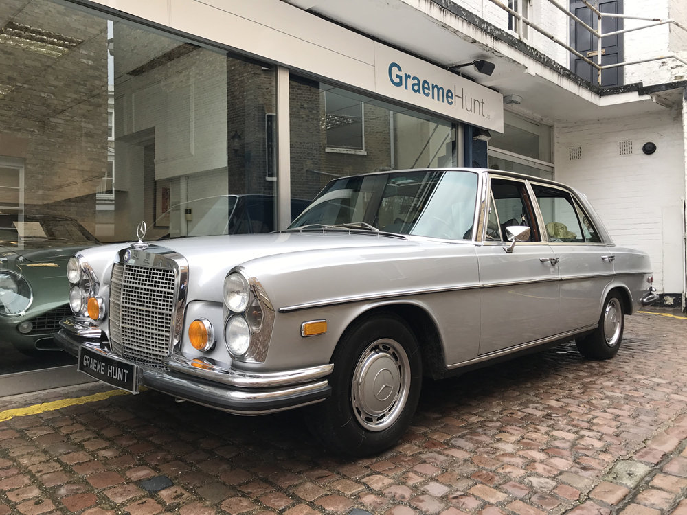 1971 Mercedes Benx 300SEL 6.3 SOLD (picture 1 of 6)