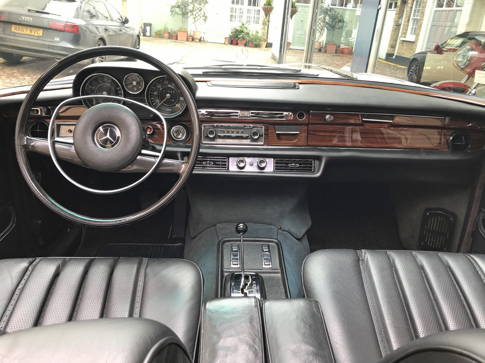1971 Mercedes Benx 300SEL 6.3 SOLD (picture 2 of 6)