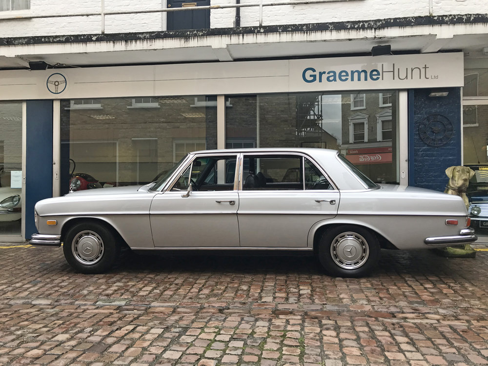 1971 Mercedes Benx 300SEL 6.3 For Sale (picture 3 of 6)